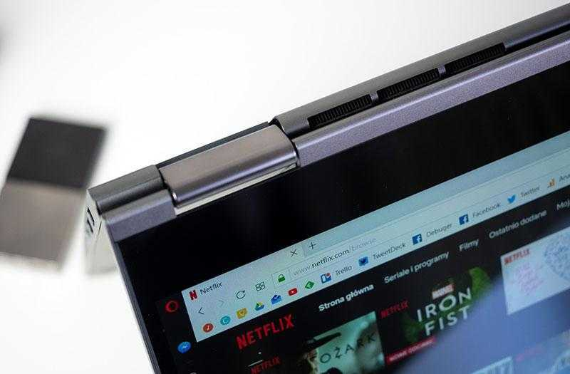 Обзор Lenovo Yoga 730