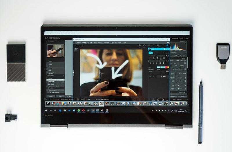 Lenovo Yoga 730 в рабое