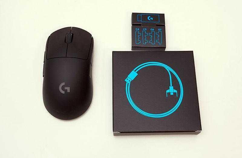 Logitech G Pro Wireless дизайн