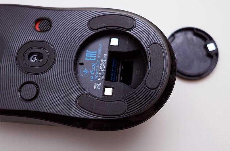 Мышь Logitech G Pro Wireless