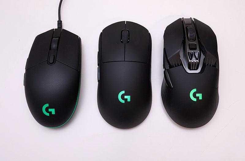 Беспроводная Logitech G Pro Wireless