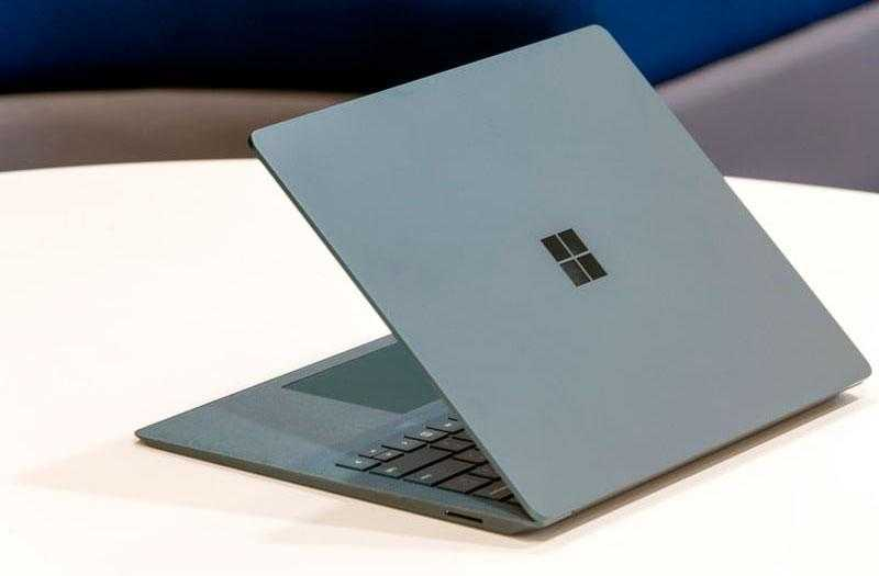 Обзор Microsoft Surface Laptop