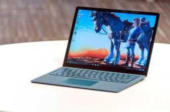 Обзор Microsoft Surface Laptop: производительный ноутбук — Отзывы TehnObzor