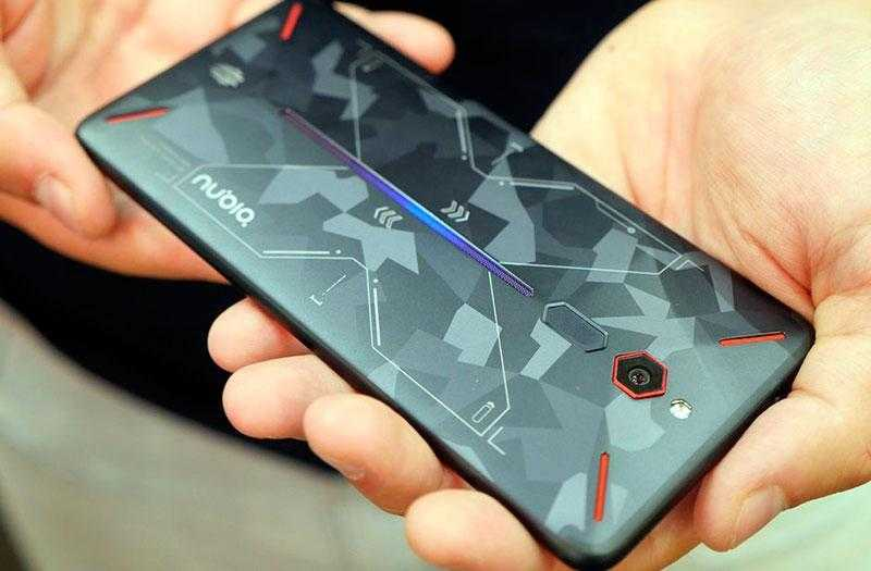 Nubia Red Magic отзывы