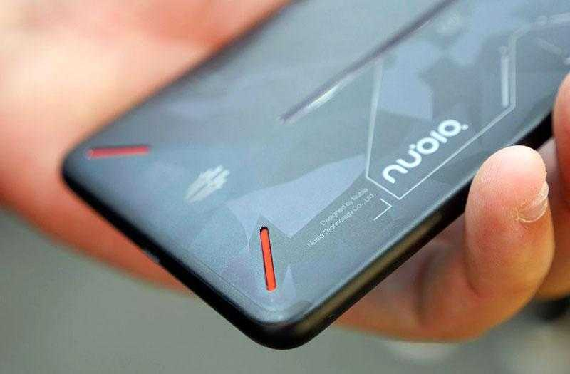 Телефон Nubia Red Magic