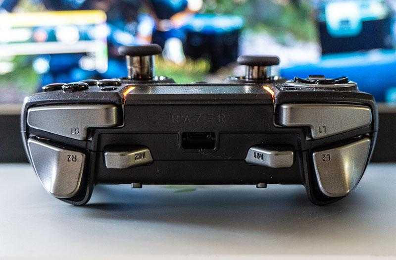 Razer Raiju Ultimate программируемые кнопки