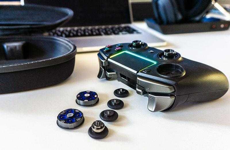 Razer Raiju Ultimate замена кнопок