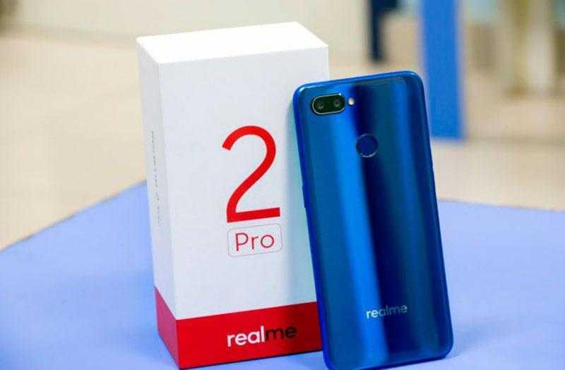 Realme 2 Pro отзывы