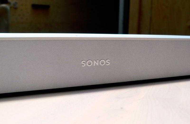 Sonos Beam звук