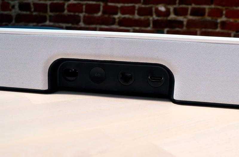 Тест Sonos Beam