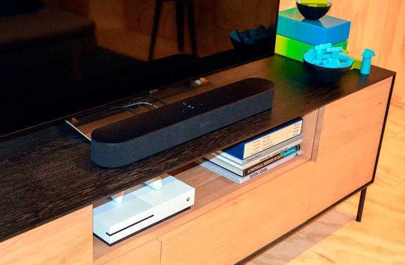 Дизайн Sonos Beam
