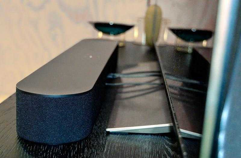 Sonos Beam подключения