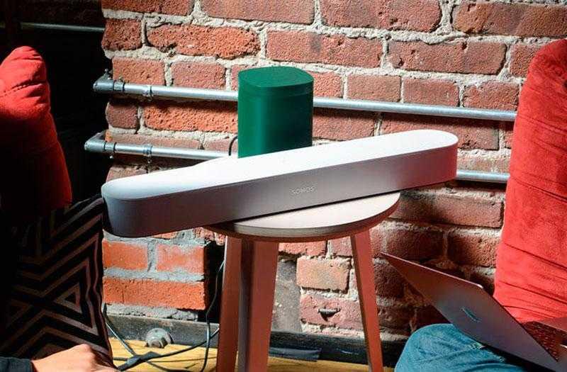 Sonos Beam внешний вид