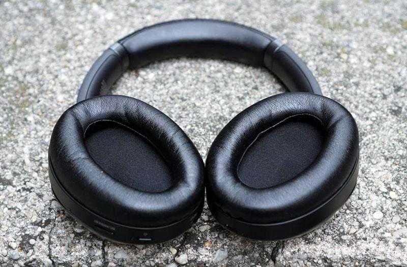 Sony WH-1000XM3 шумоподавление