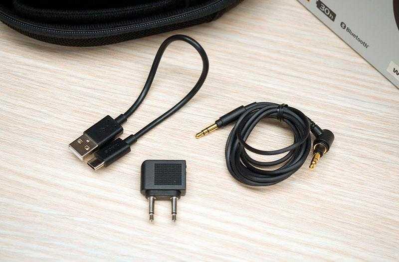 Sony WH-1000XM3 из коробки из коробки