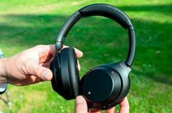 Обзор Sony WH-1000XM3: наушники с шумоподавлением — Отзывы TehnObzor