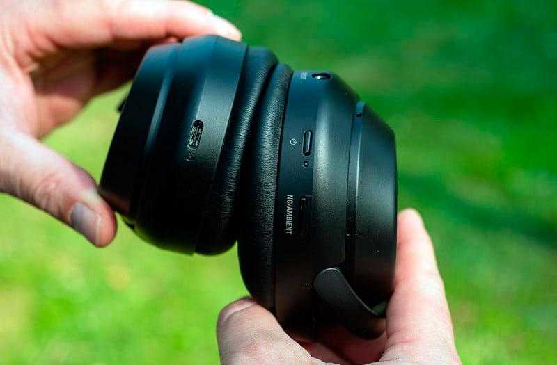 Sony WH-1000XM3 управление