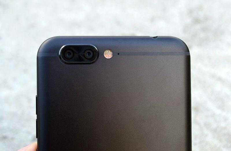 Камеры UleFone Gemini Pro