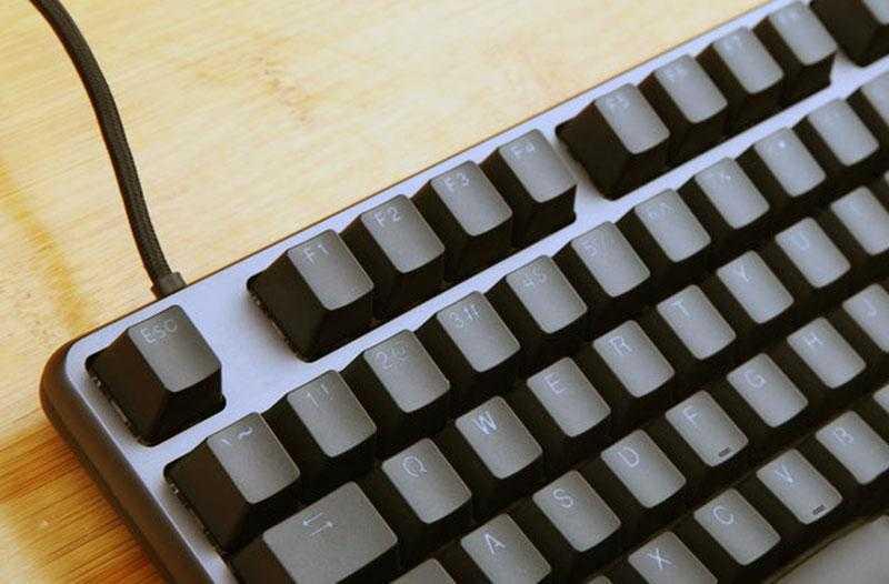 Xiaomi Game Keyboard кнопки