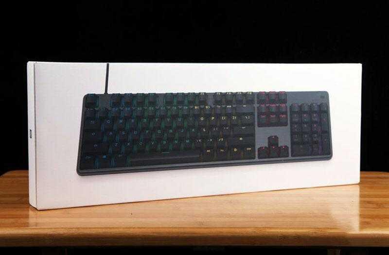 Xiaomi Game Keyboard отзывы