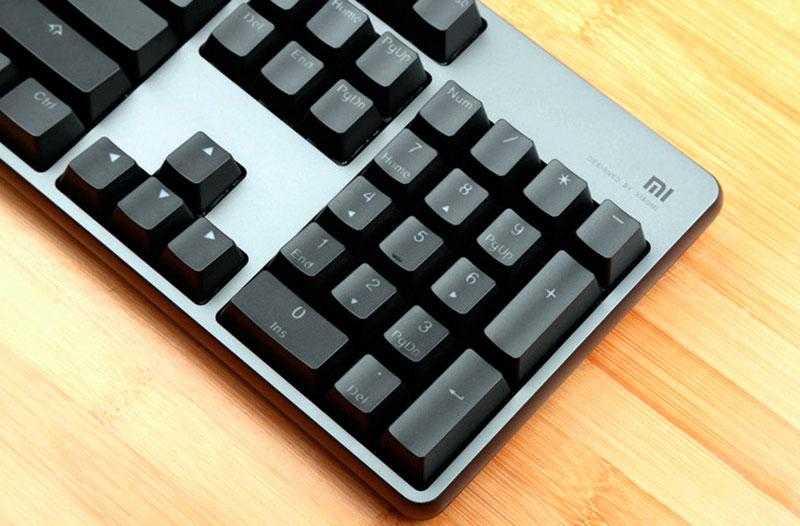 Xiaomi Game Keyboard дизайн
