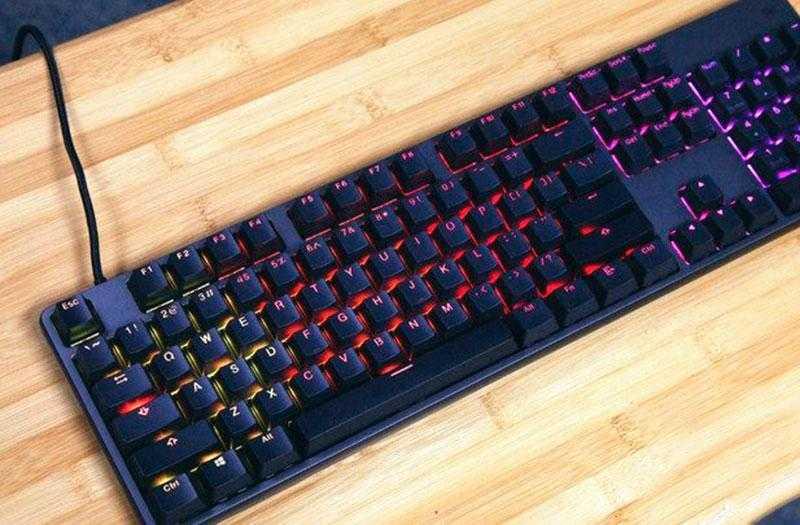 Обзор Xiaomi Game Keyboard: немеханическая клавиатура — Отзывы TehnObzor