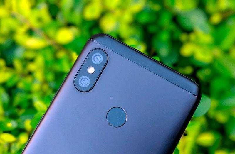 Камера Xiaomi Redmi 6 Pro