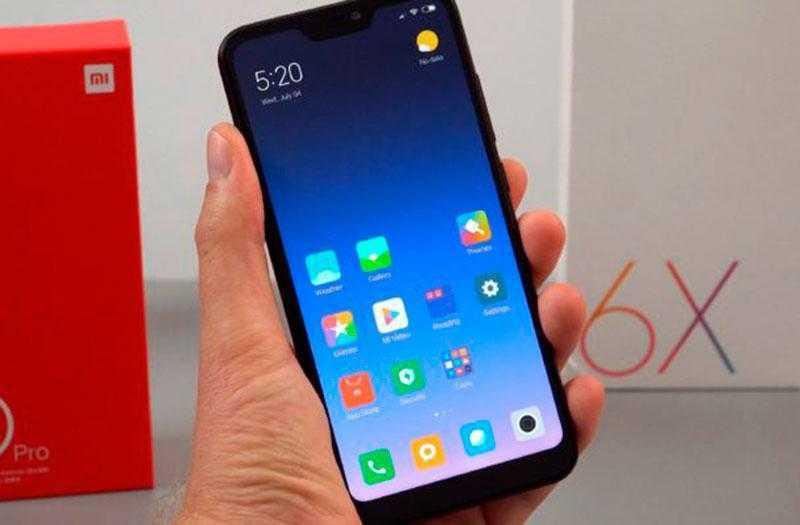 ПО Xiaomi Redmi 6 Pro