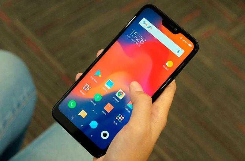 Экран Xiaomi Redmi 6 Pro