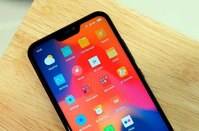 Дисплей Xiaomi Redmi 6 Pro