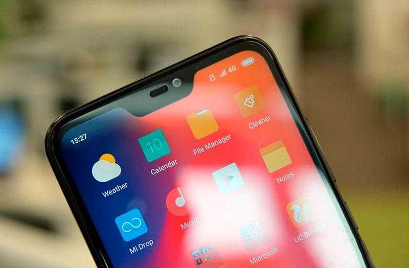 Передняя камера Xiaomi Redmi 6 Pro