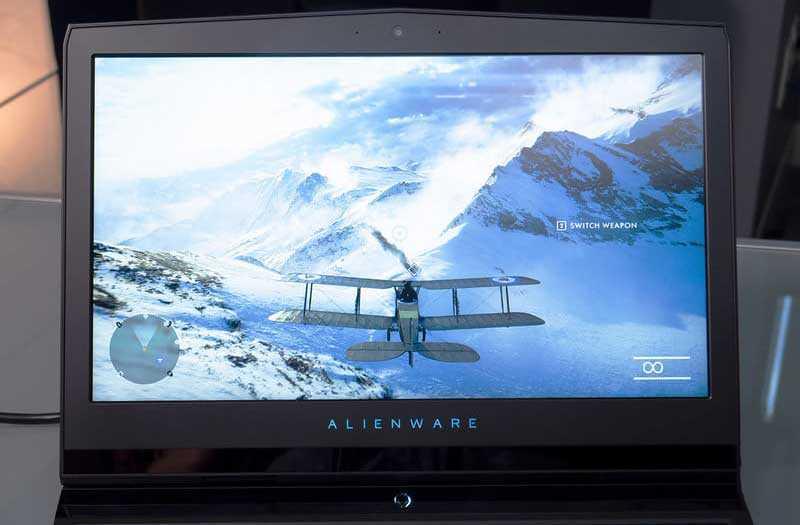 Экран Alienware 17 R5