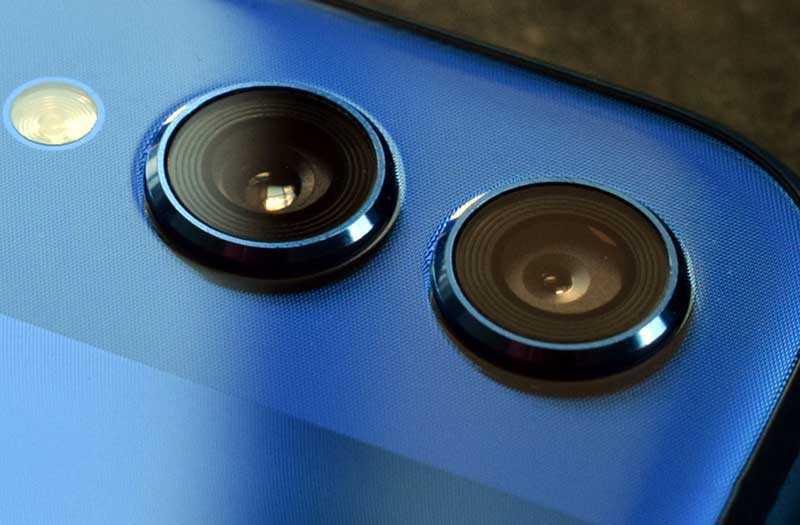 Камеры Honor 8X