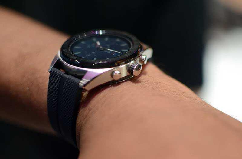 LG Watch W7 отзывы