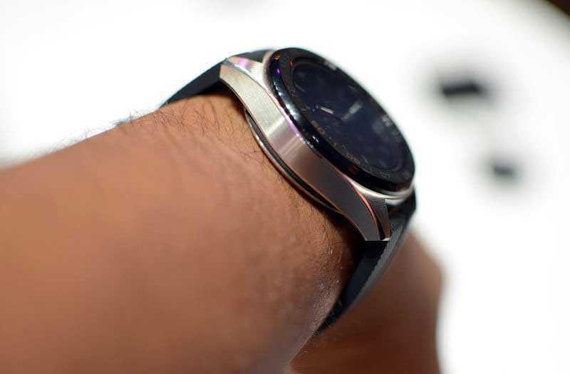 LG Watch W7 обзор