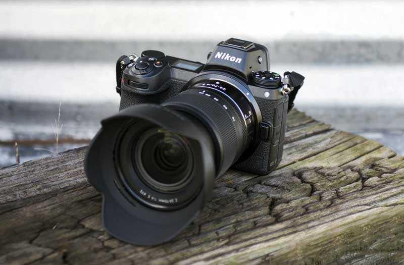 Обзор Nikon Z7