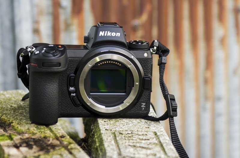 Nikon Z7 совместимость