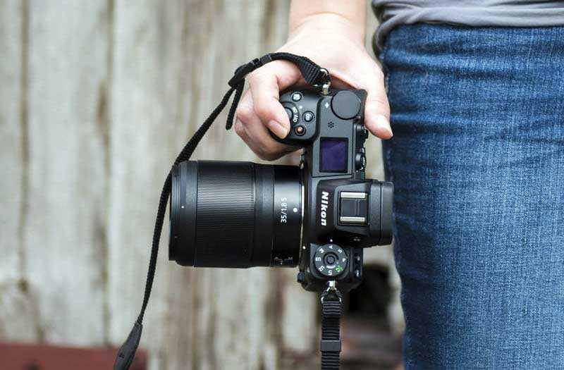 Сравнение Nikon Z7