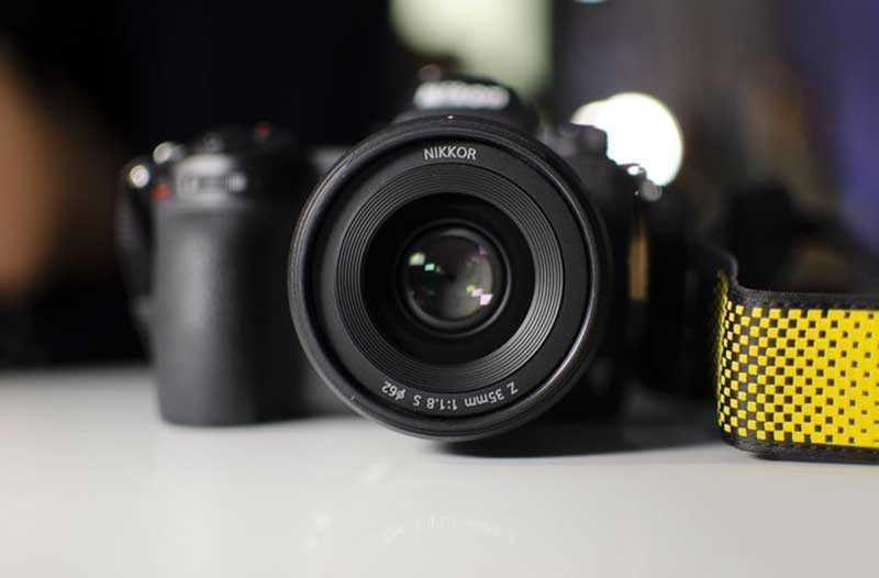 Качество Nikon Z7