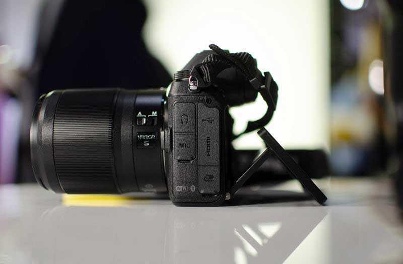 Nikon Z7 отзывы