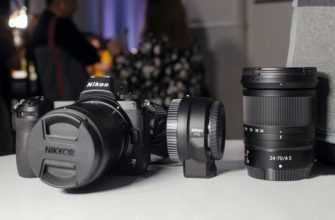 Обзор Nikon Z7: беззеркальная полнокадровая камера