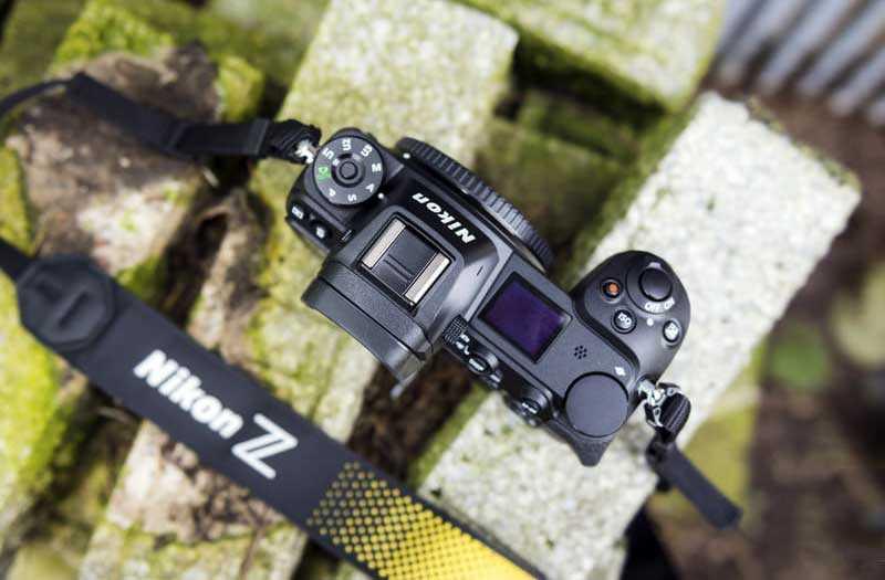 Дизайн Nikon Z7