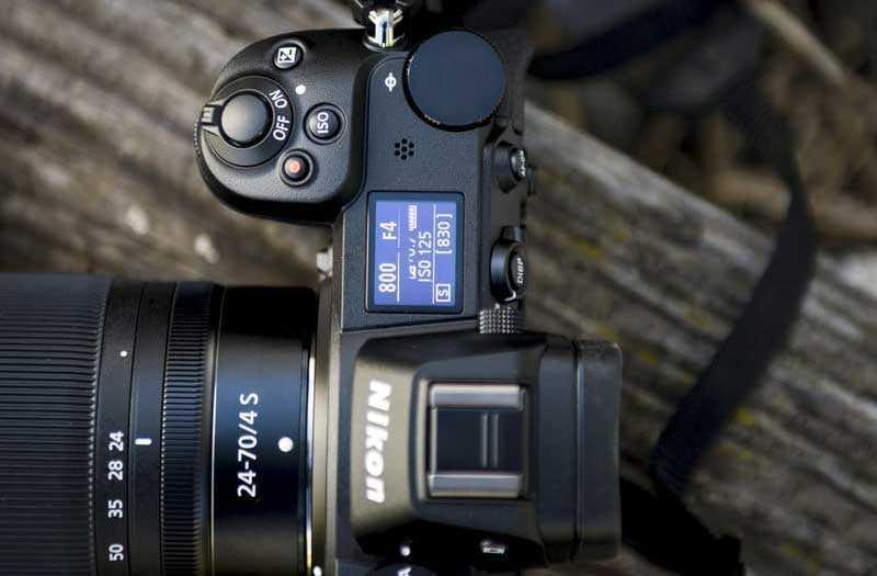 Nikon Z7 настройка