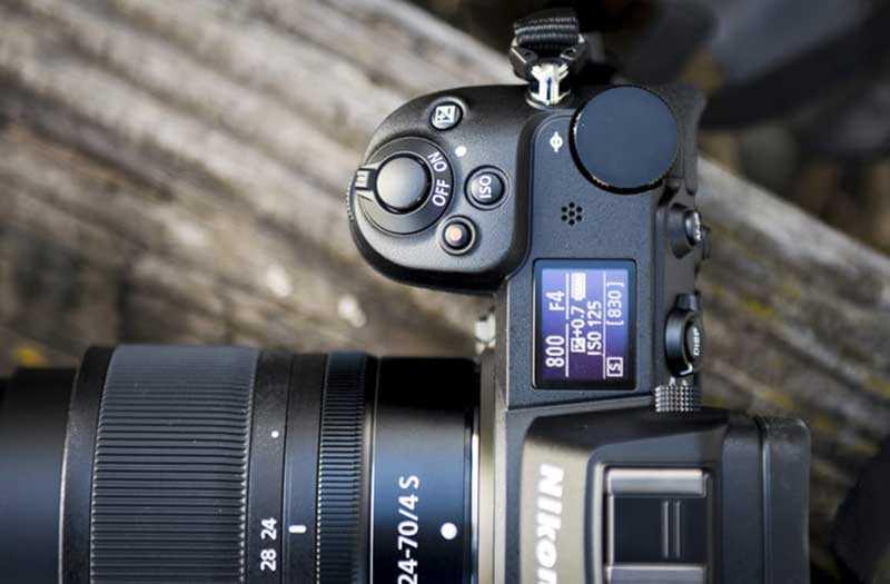 камера Nikon Z7