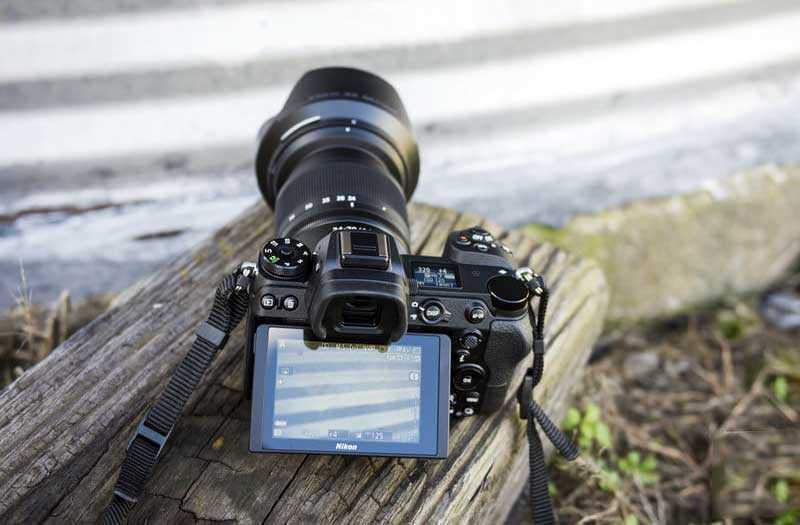Nikon Z7 наприктике