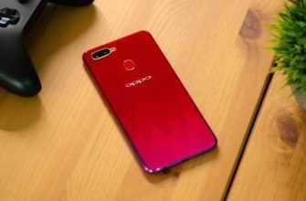 Обзор Oppo F9: это не ваш средний смартфон