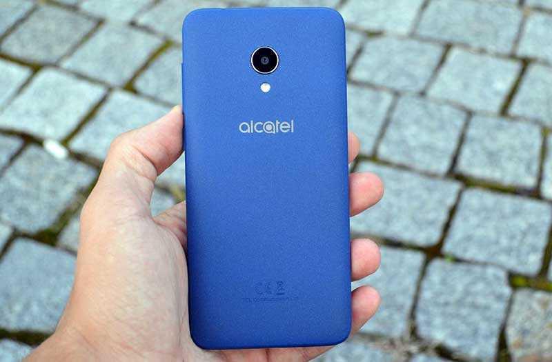 Alcatel 1X характеристики