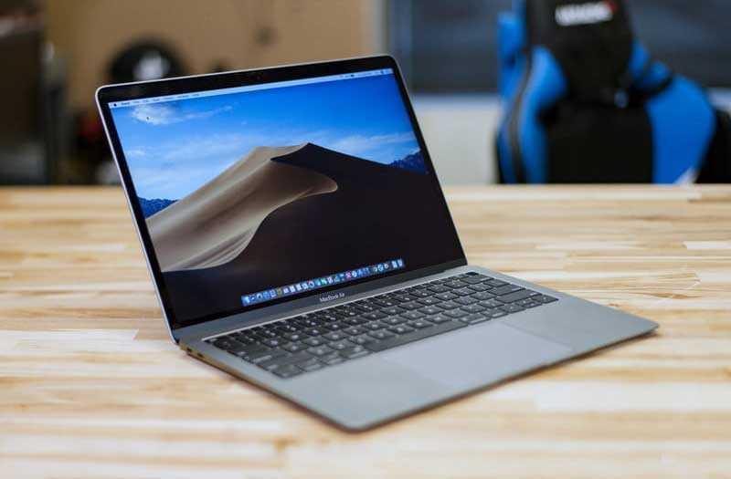 Обзор Apple MacBook Air (2018)