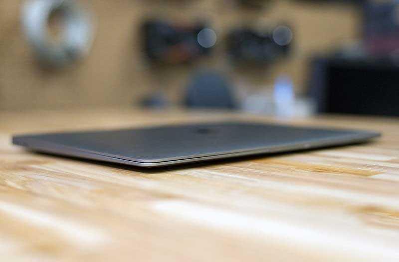 Дизайн Apple MacBook Air (2018) дизайн