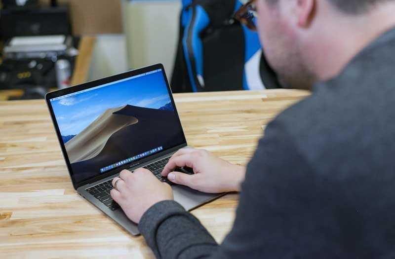 Apple MacBook Air 2018 обзор